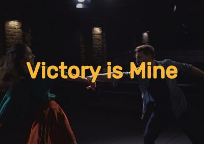 Victory is Mine