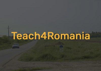 Teach4Romania