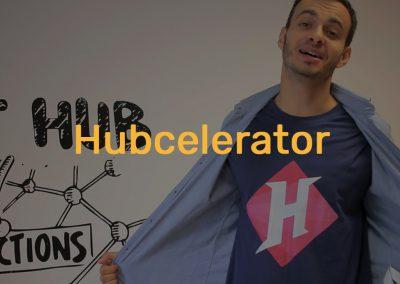 Hubcelerator
