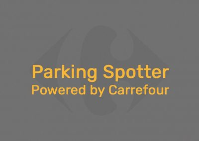 Parking Spotter – powered by Carrefour