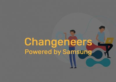 Changeneers – powered by Samsung