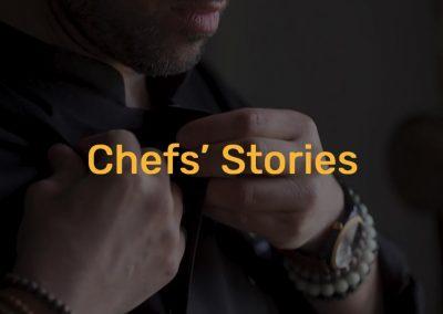 Chefs Stories